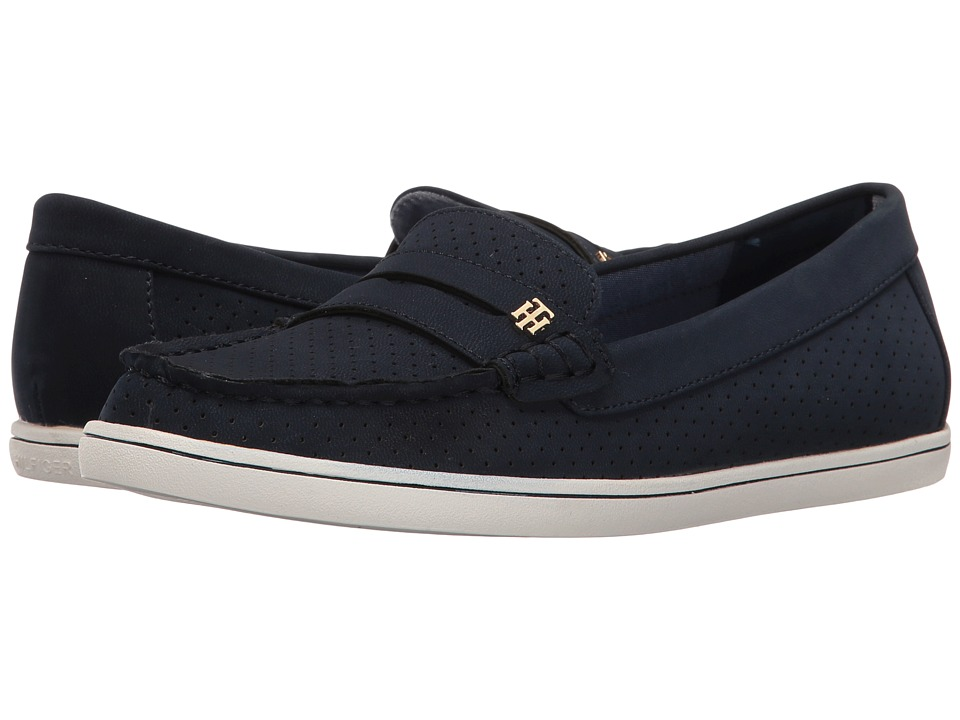 Tommy Hilfiger - Butter 5 (Dark Blue LL) Women's Shoes