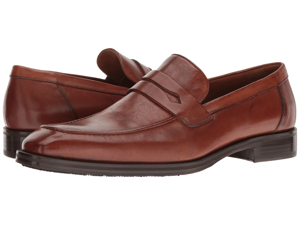 Bruno Magli - Arco (Cognac) Men's Shoes