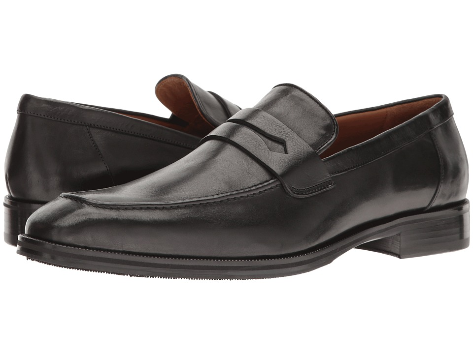 Bruno Magli - Arco (Black) Men's Shoes