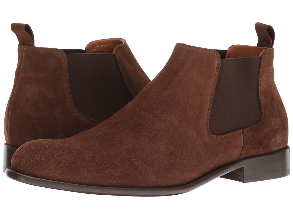 Bruno Magli - Giacomo (Brown Suede) Men's Shoes
