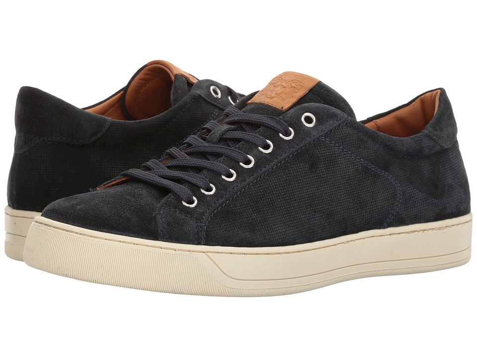 Bruno Magli - Walter (Navy Suede) Men's Shoes