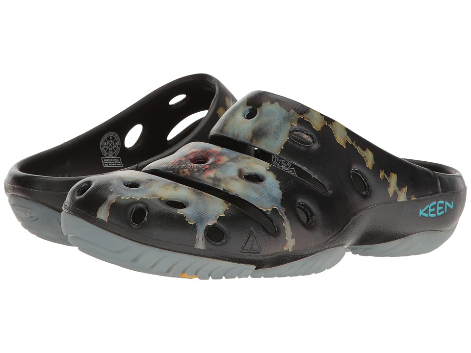 Keen - Yogui (Dead Dye 9) Women's Shoes