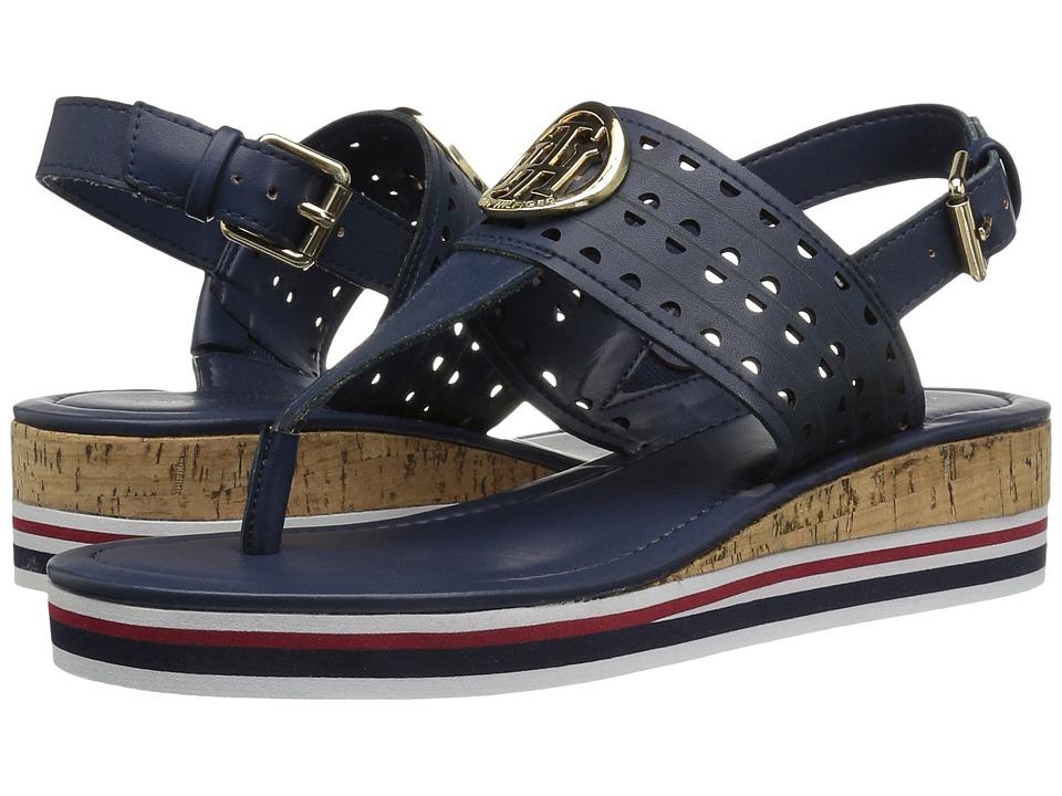 Tommy Hilfiger - Peak 2 (Dark Blue LL) Women's Shoes