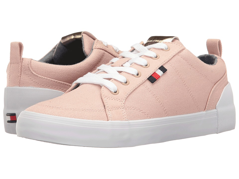 Tommy Hilfiger - Priss (Light Pink Fabric) Women's Shoes