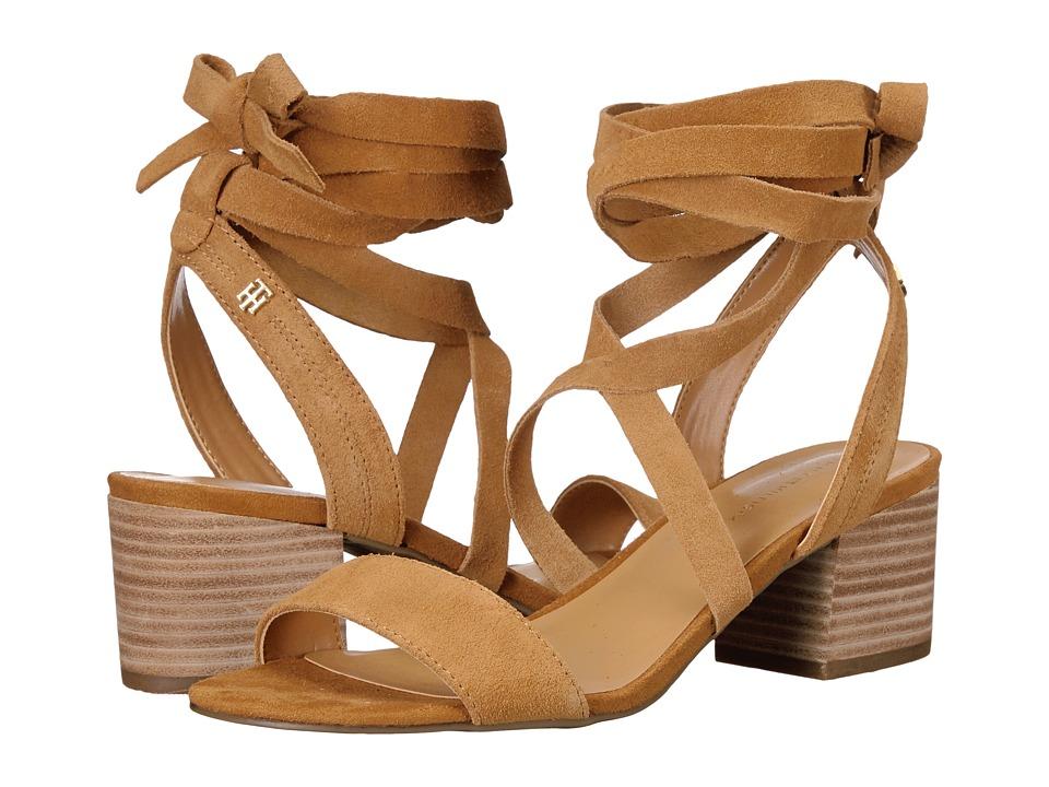 Tommy Hilfiger - Zim (Croissant/Croissant/ZH Cow Suede) Women's Shoes