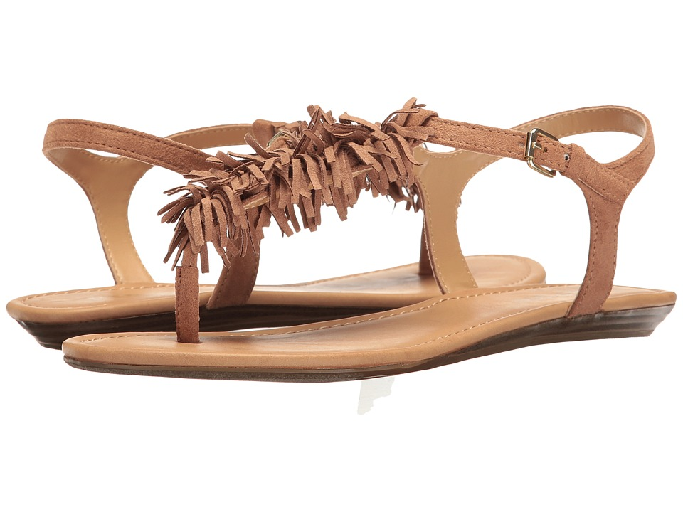 Report Lindsie (Tan Synthetic) Women