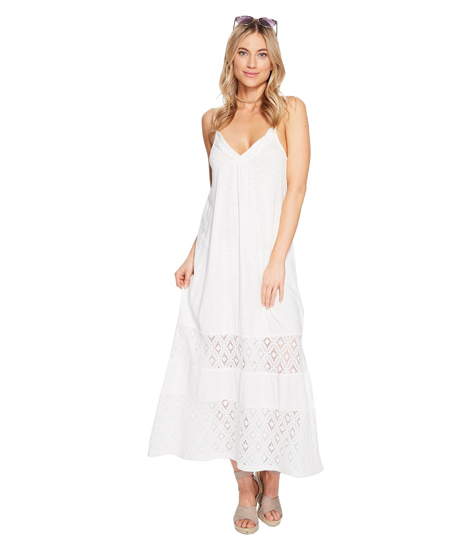 Roxy - Ur Mine Maxi Dress (Marshmallow) Women's Dress