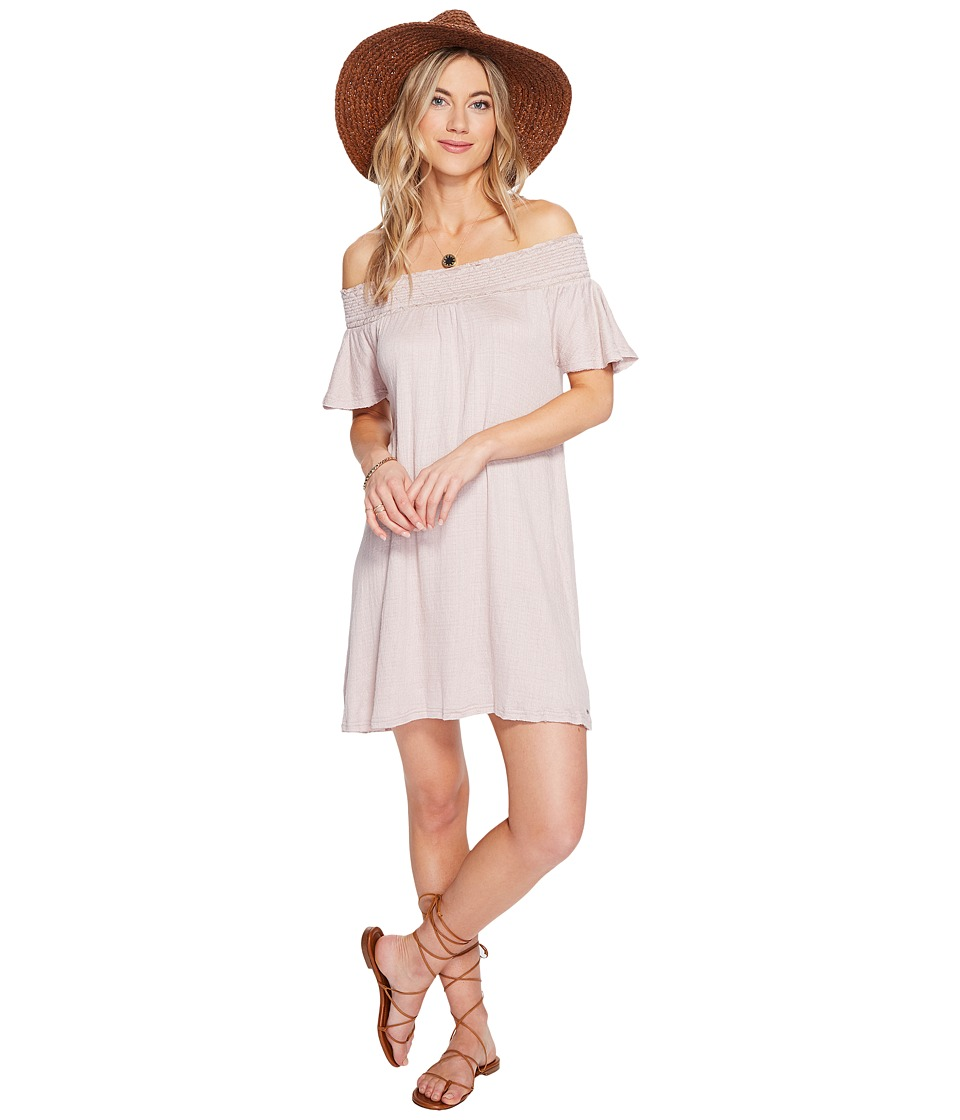 O'Neill - Augustina Dress (Silk Worm) Women's Dress