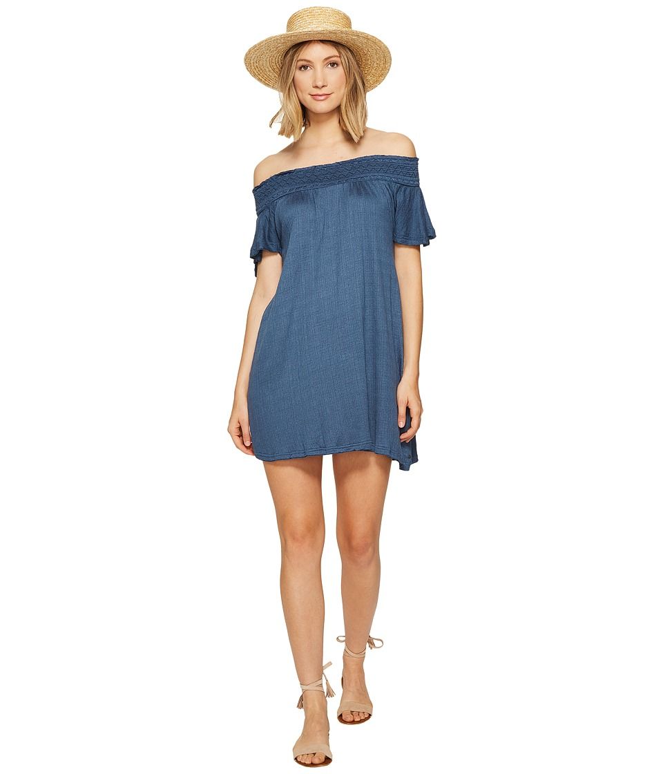 O'Neill - Augustina Dress (Orion Blue) Women's Dress
