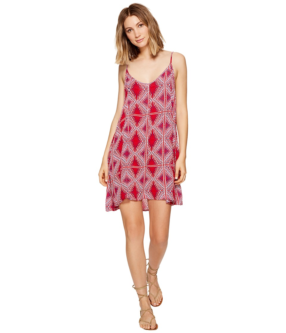 Roxy - Swing Printed Dress (Salsa Casablanca Geo) Women's Dress