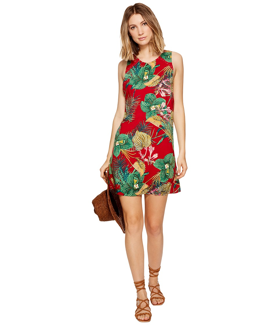 Roxy - Cuba Dress (Salsa Havana Flower) Women's Dress