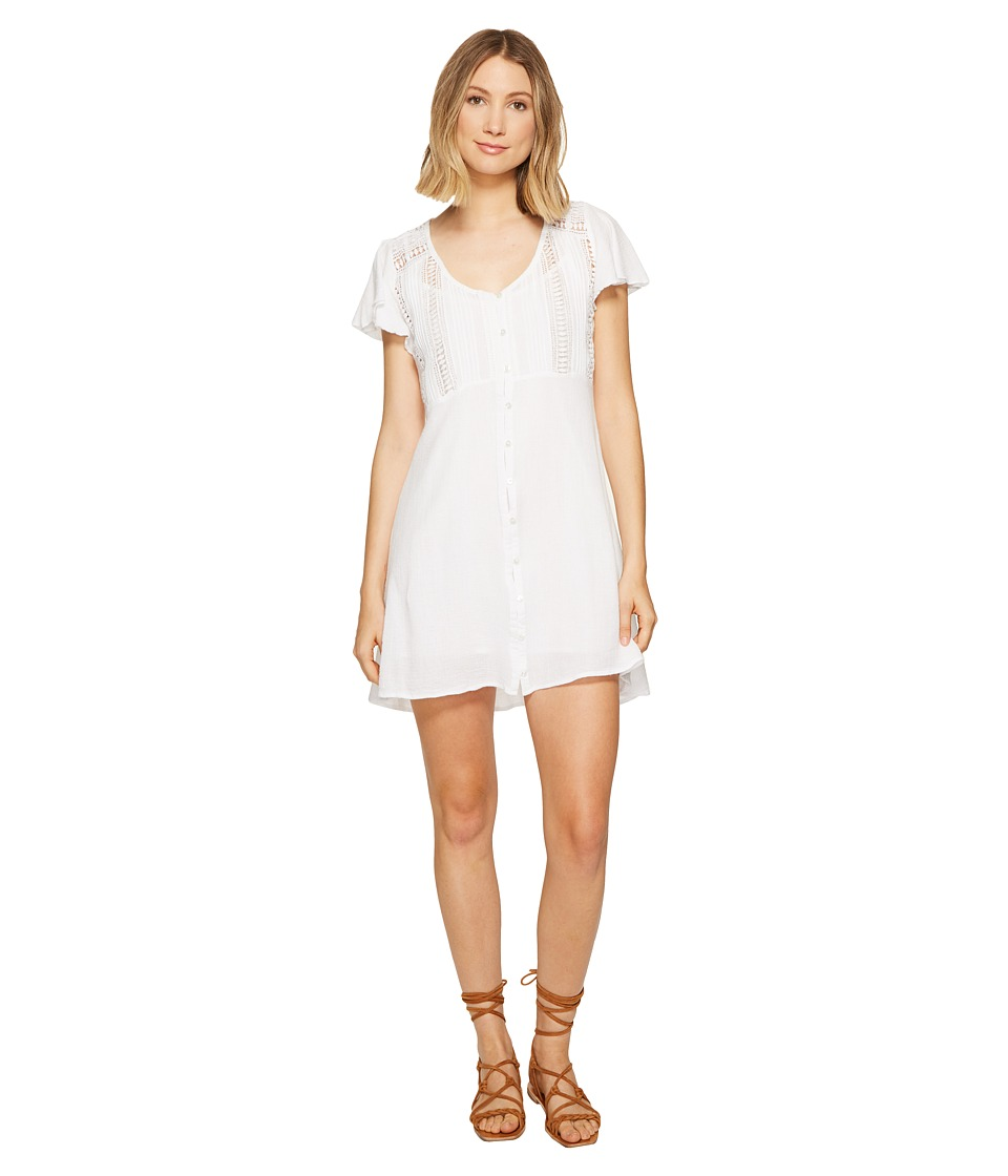 O'Neill - Nova Dress (White) Women's Dress