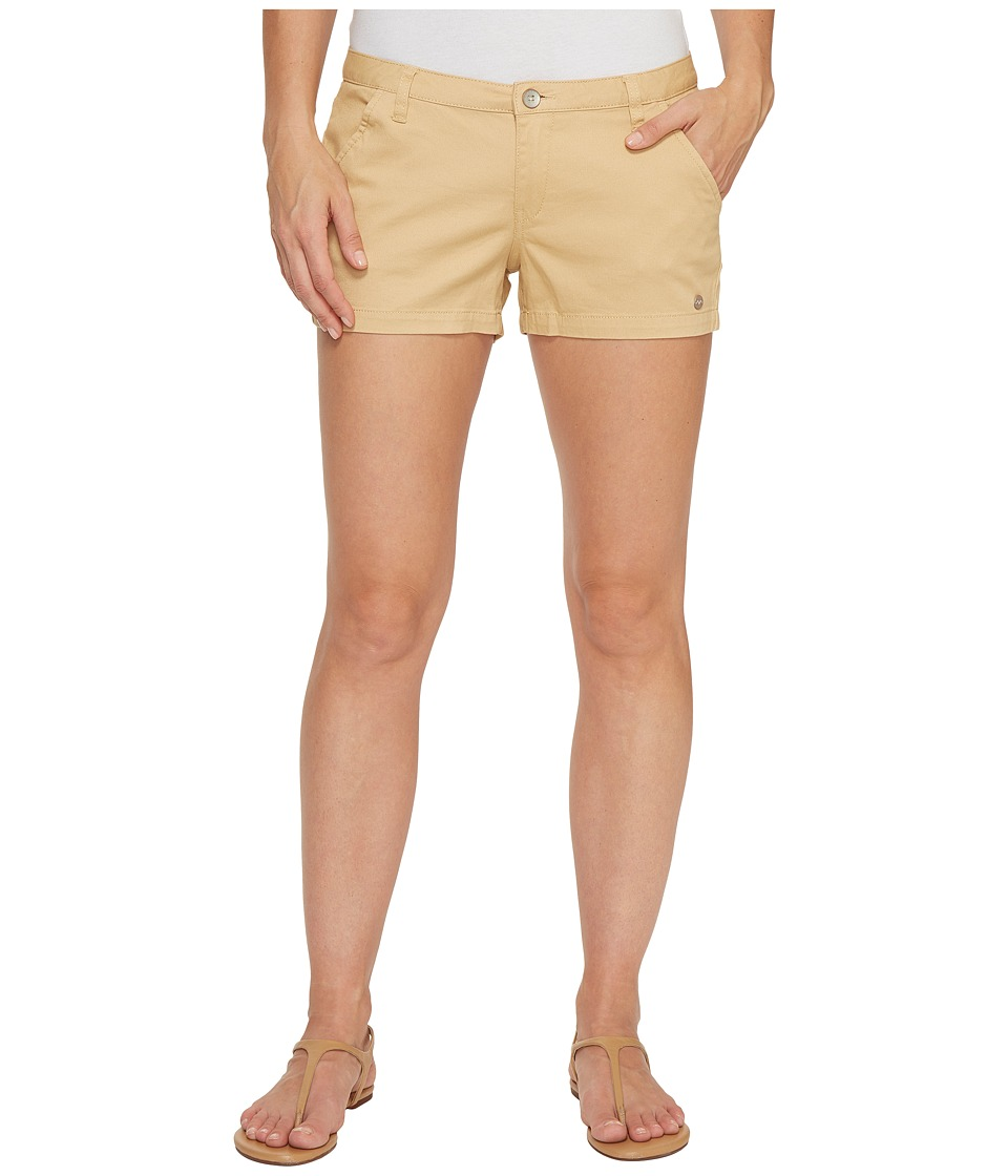 Roxy - Lifes Adventure Twill Short (Croissant) Women's Shorts