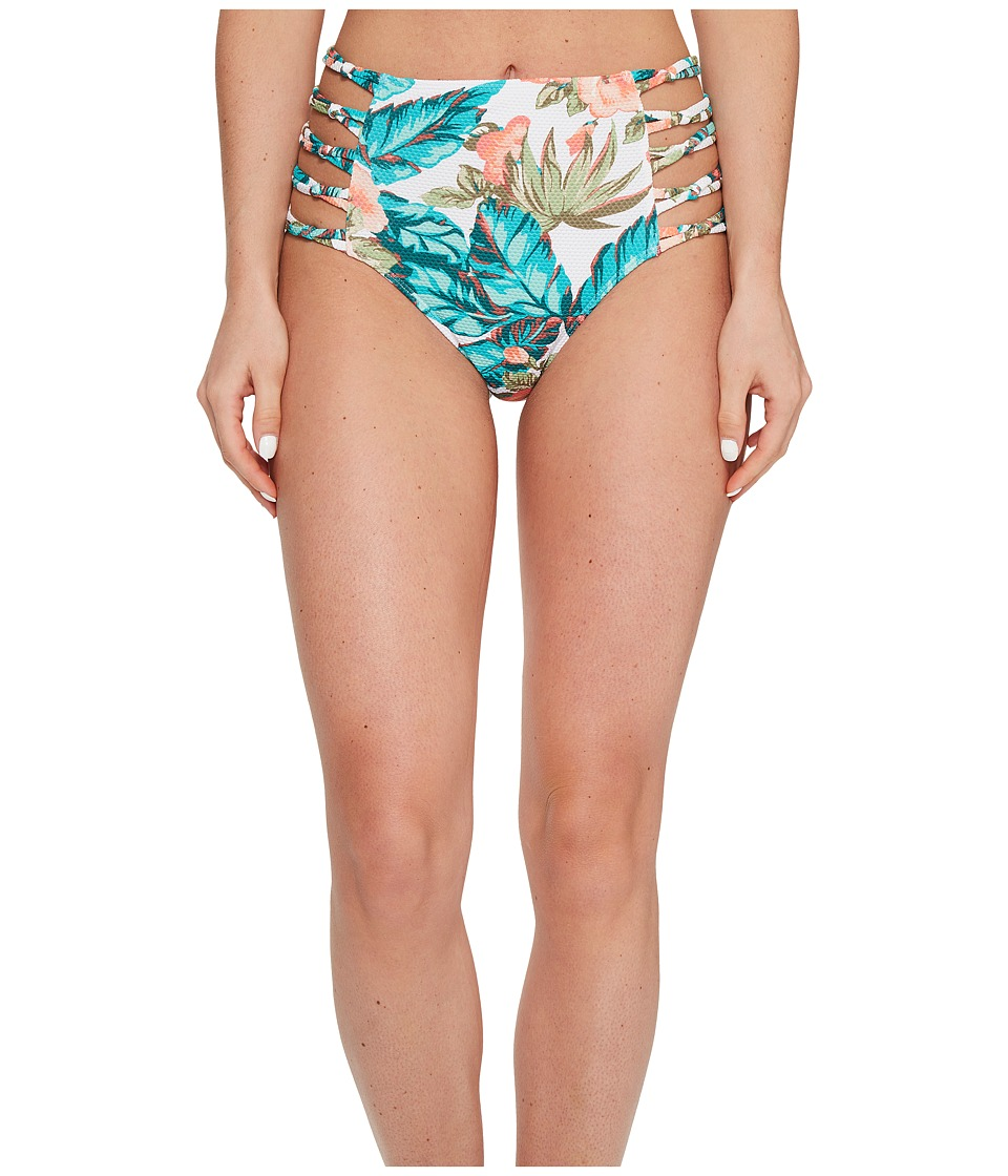 O'Neill - Viva High Waist Pant Bottoms (Multi) Women's Swimwear