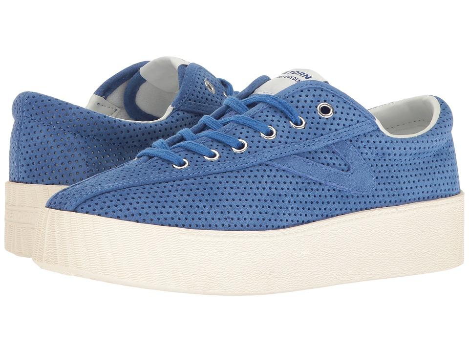 Tretorn - Nylite 3 Bold (Blue/Blue/Blue) Women's Shoes