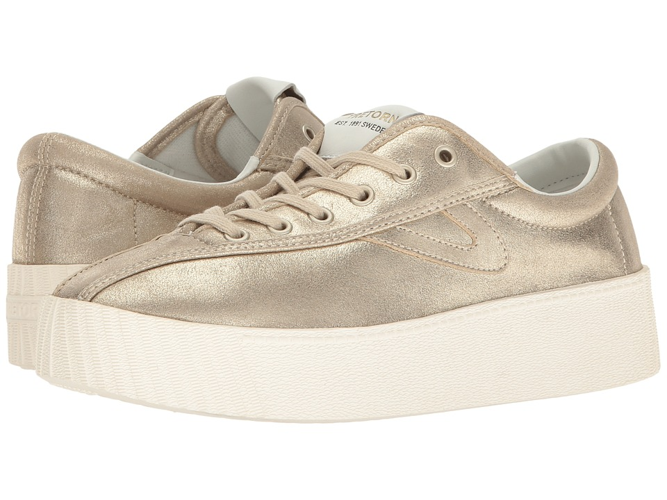 Tretorn - Nylite 6 Bold (Platinum) Women's Shoes
