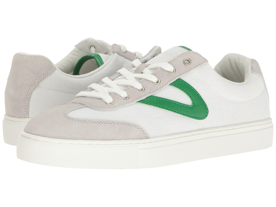 Tretorn - Josh (White/Ice/Green) Men's Shoes