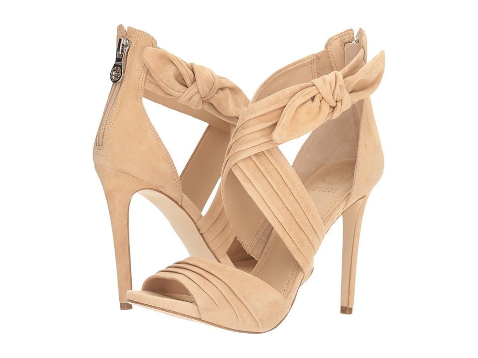 GUESS - Azali (New Nude) High Heels