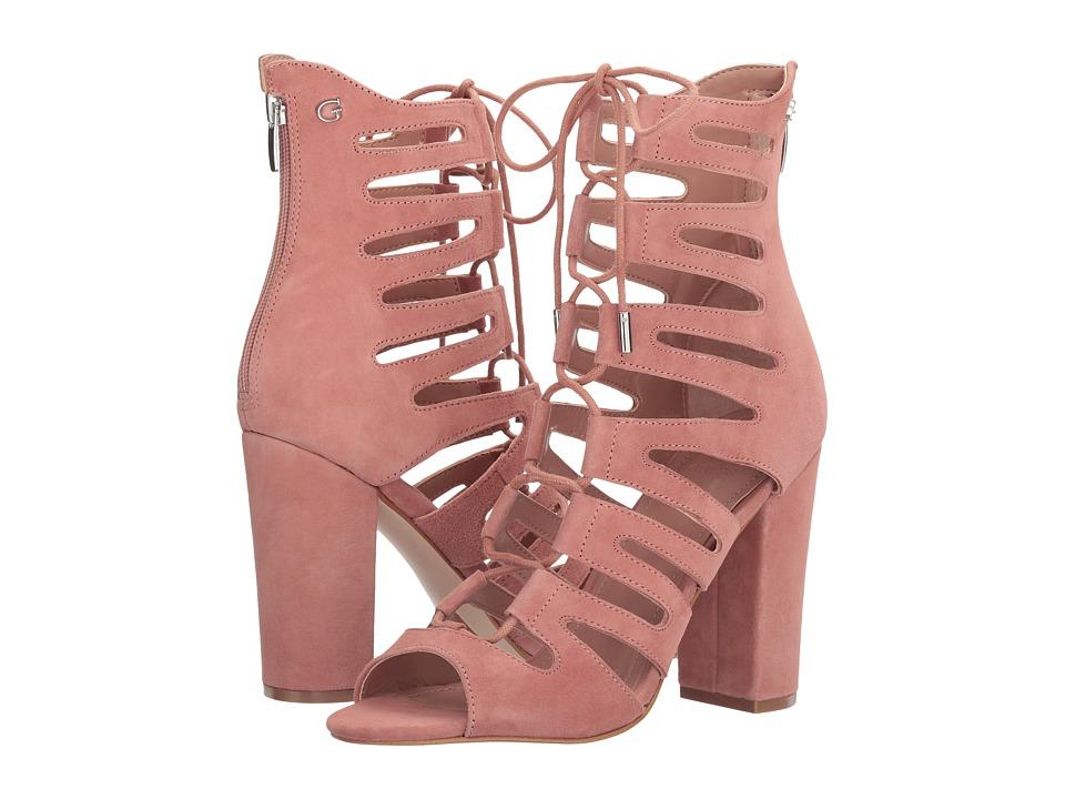 GUESS - Cesara (Light Pale Rust Pink) High Heels