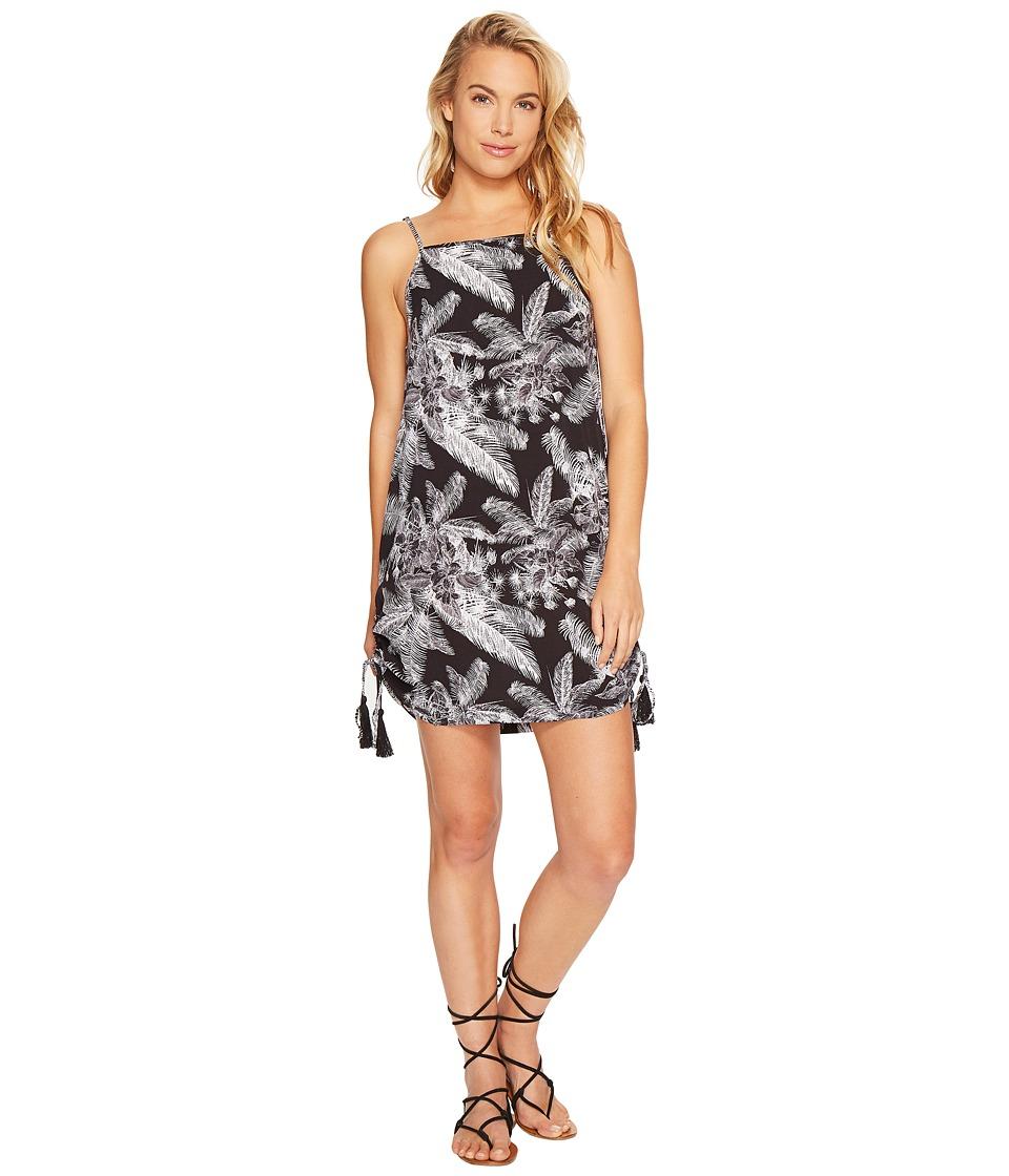 Hurley - Bouquet Dress (Black L) Women's Dress