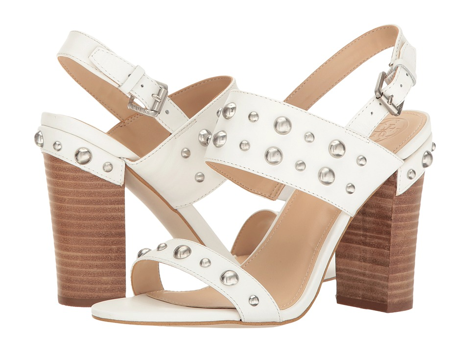 GUESS - Cheree (White) High Heels
