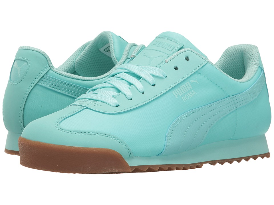 PUMA - Roma Basic Summer (Aruba Blue) Men's Shoes