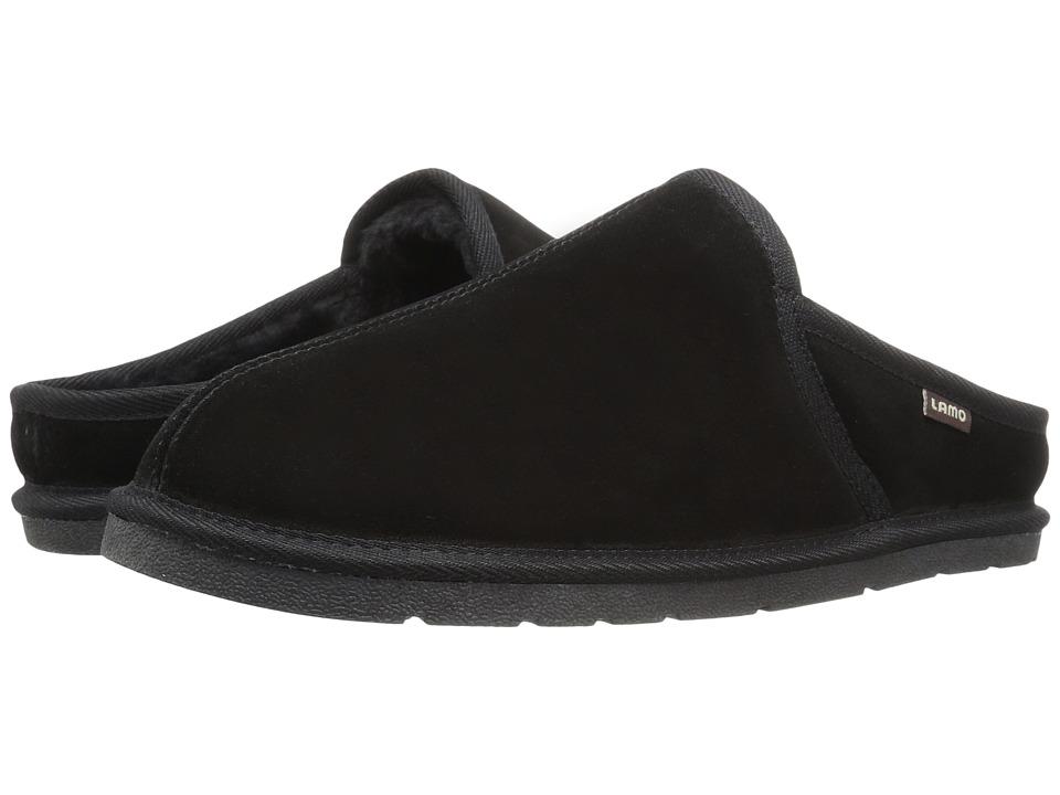 Lamo - Mule (Black) Men's Shoes