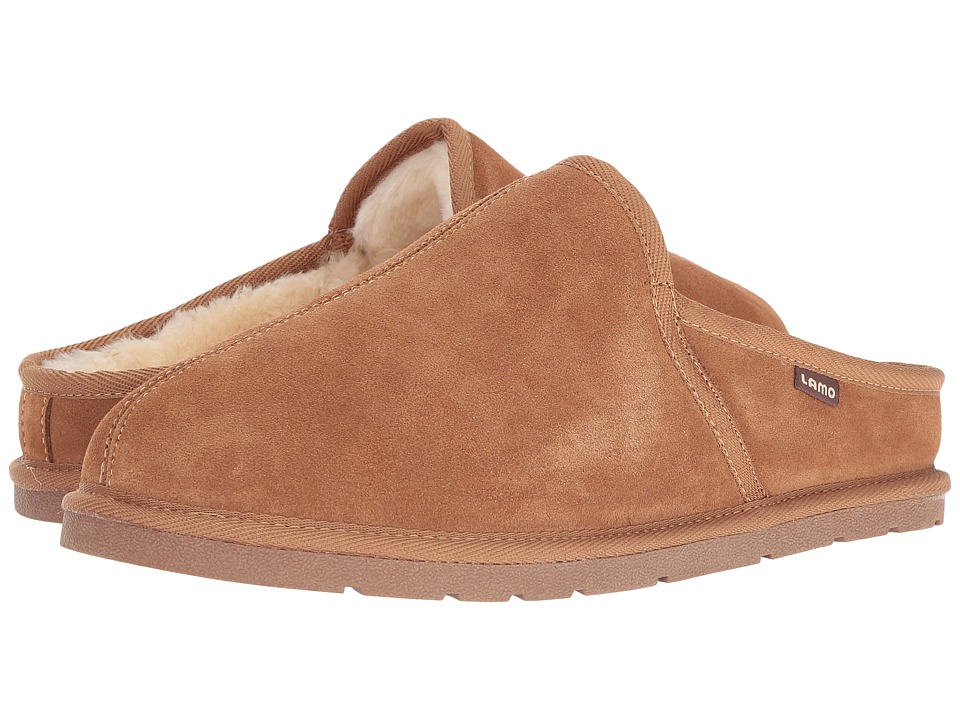 Lamo - Mule (Chestnut) Men's Shoes