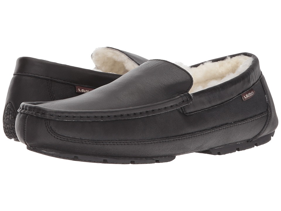 Lamo - Bennett (Black) Men's Shoes