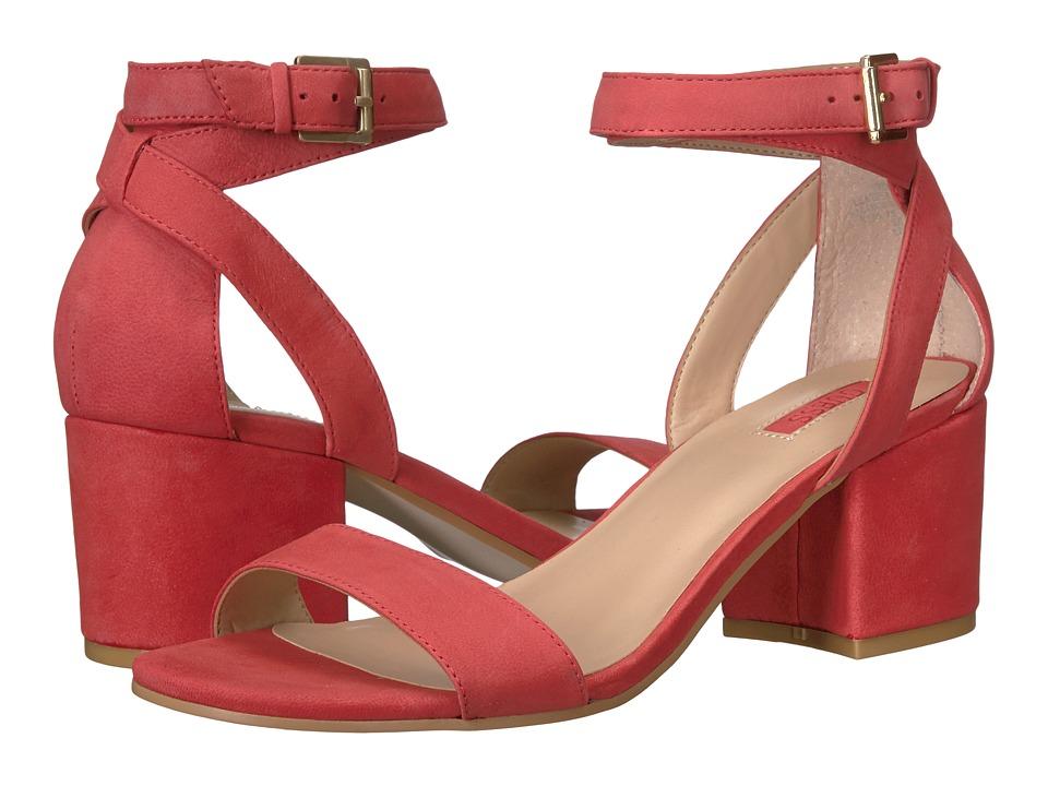 GUESS - Eva (Lux Coral) Women's Sandals