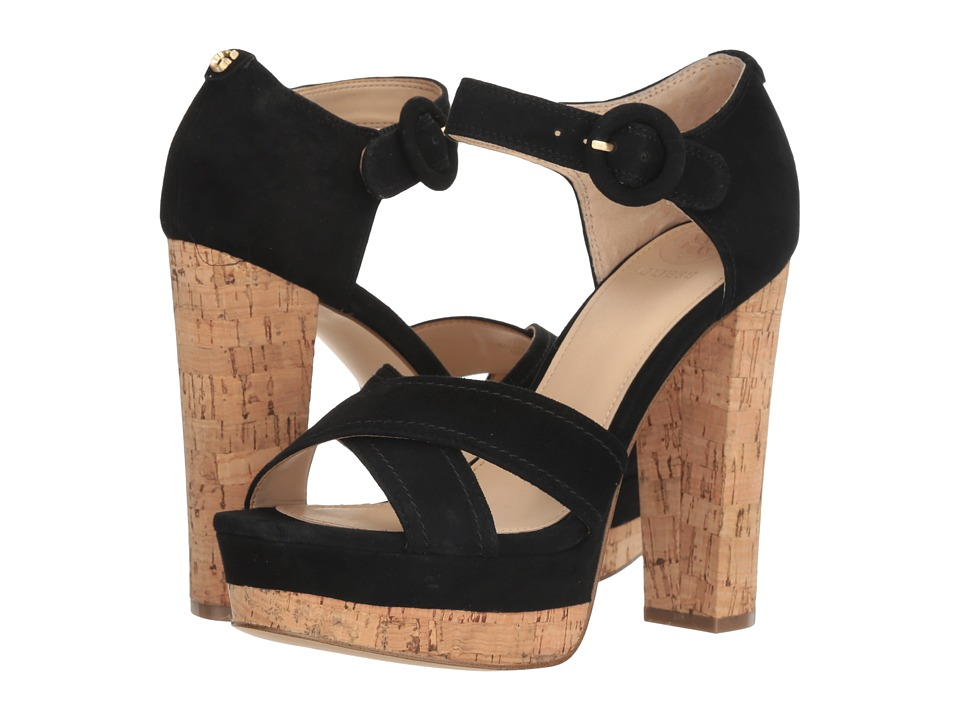 GUESS - Parris (Black) High Heels