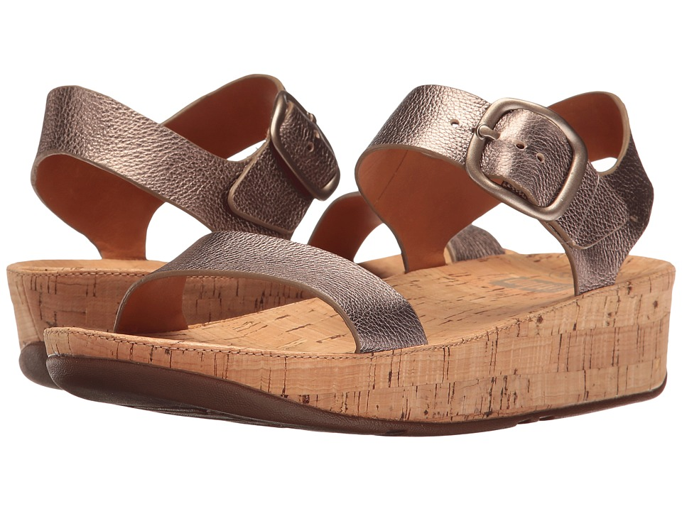 FitFlop - Bon Sandal (Bronze) Women's Shoes
