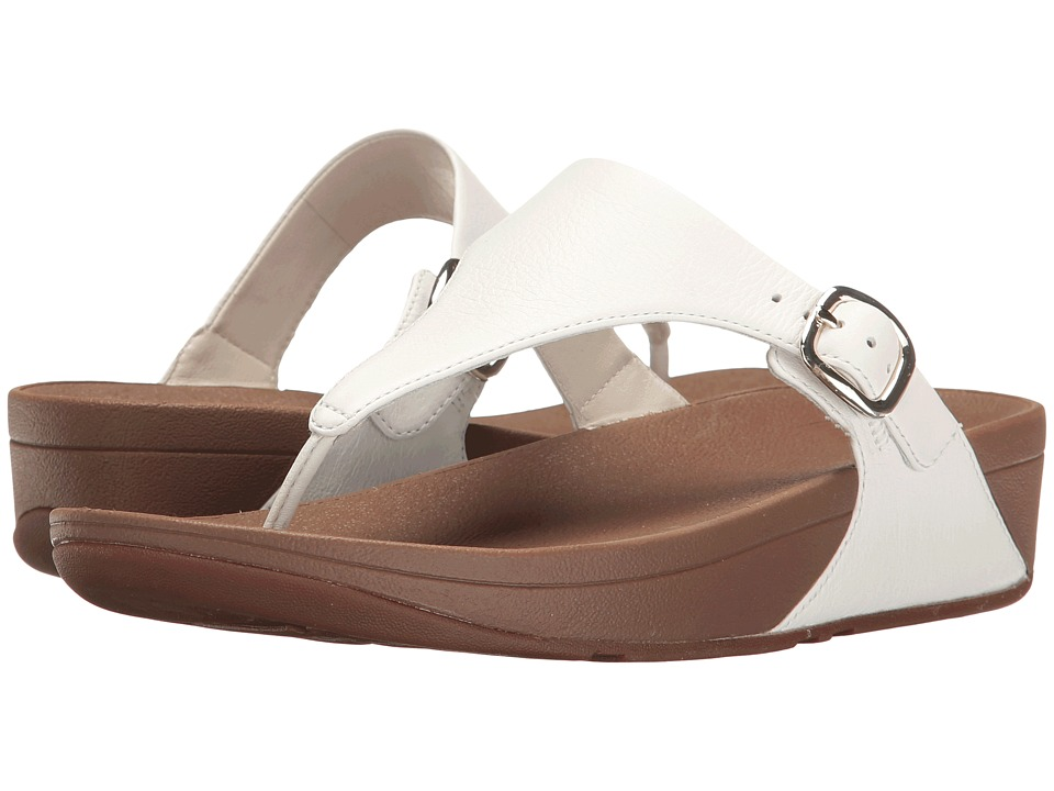 FitFlop - The Skinny (Urban White 2) Women's Sandals