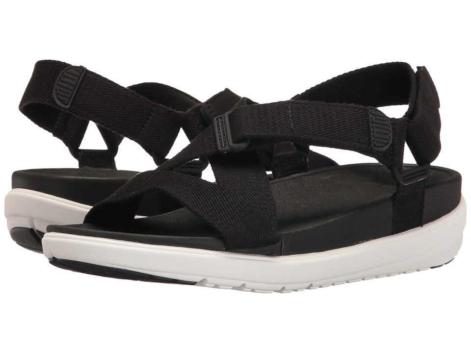 FitFlop - Sling Sandal II (Black 2) Women's Shoes