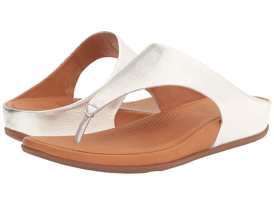 FitFlop - Bandatm (Silver) Women's Shoes