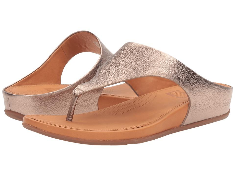 FitFlop Bandatm Bronze  Shoes