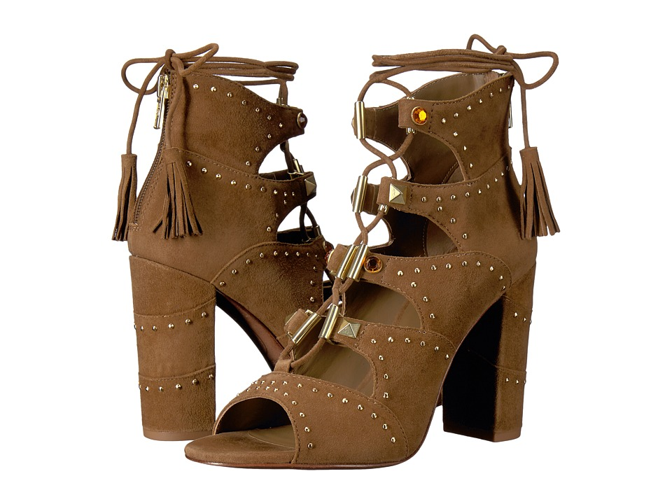 ASH - Alexa (Russet Kid Suede) Women's Shoes
