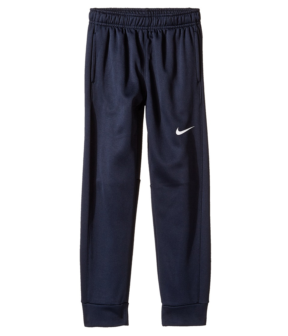 Nike Kids - Therma KO Fleece Tapered Pants (Little Kids) (Obsidian) Boy's Workout