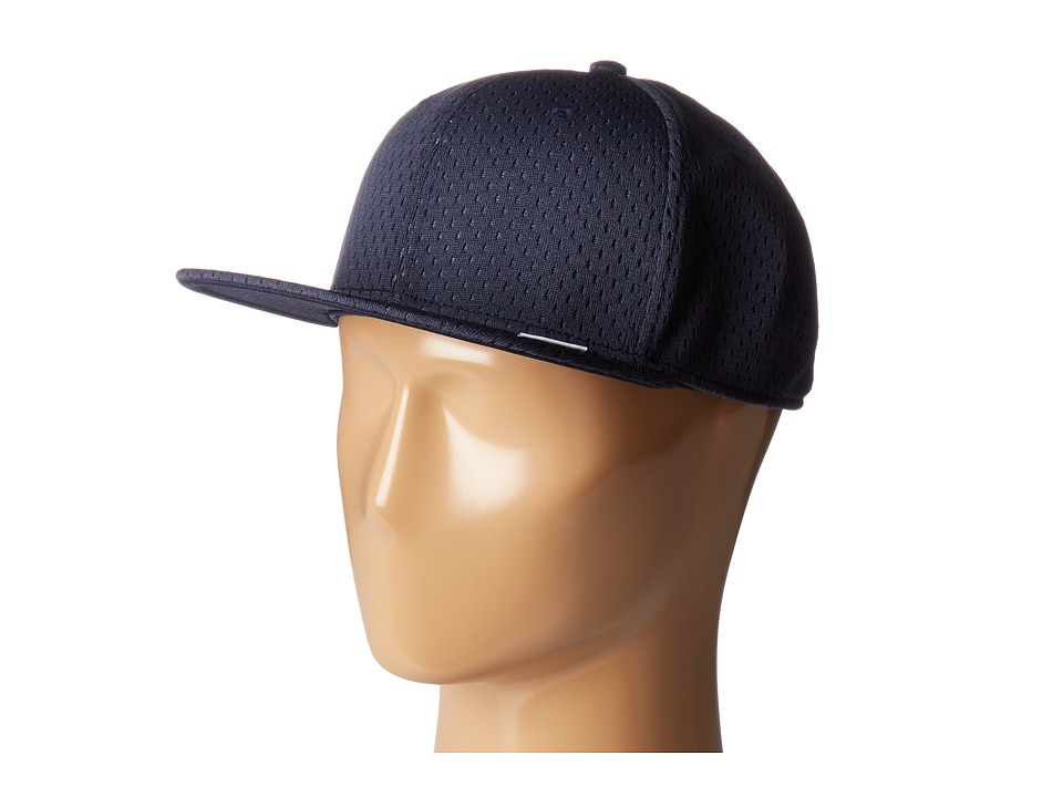 Converse - Athletic Mesh Snapback (Athletic Navy) Caps