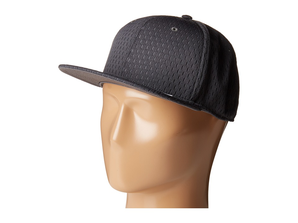 Converse - Athletic Mesh Snapback (Charcoal Grey) Caps