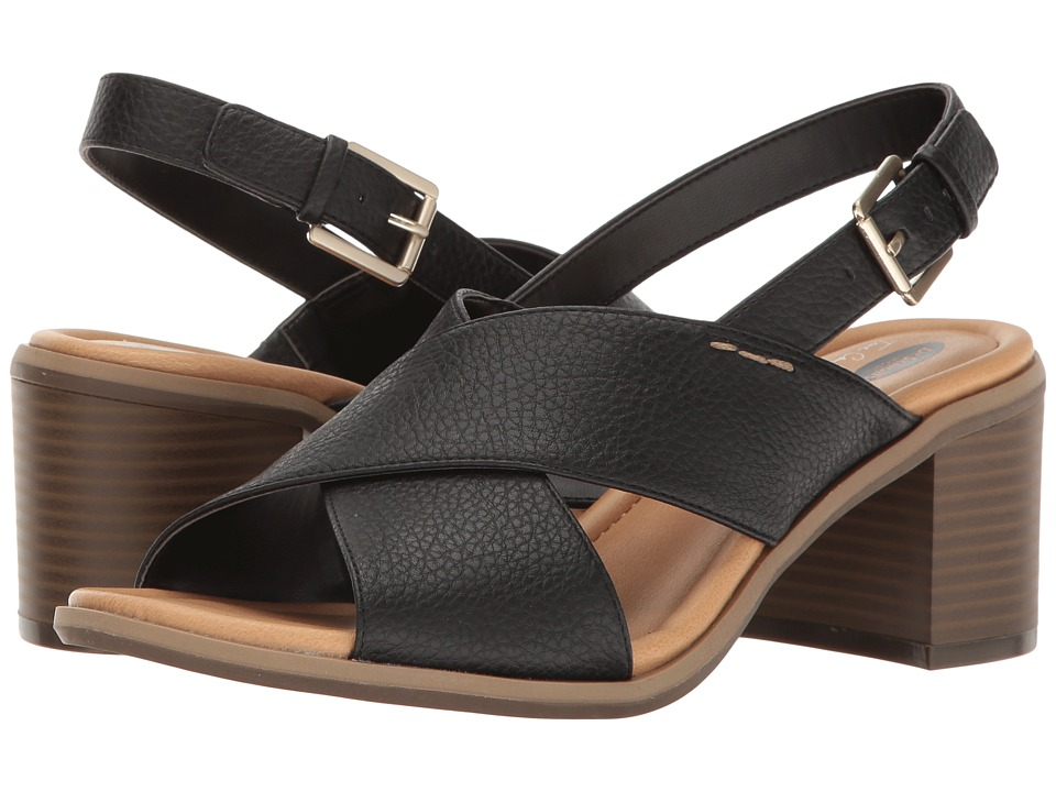 Dr. Scholl's - Sequence (Black) Women's Shoes