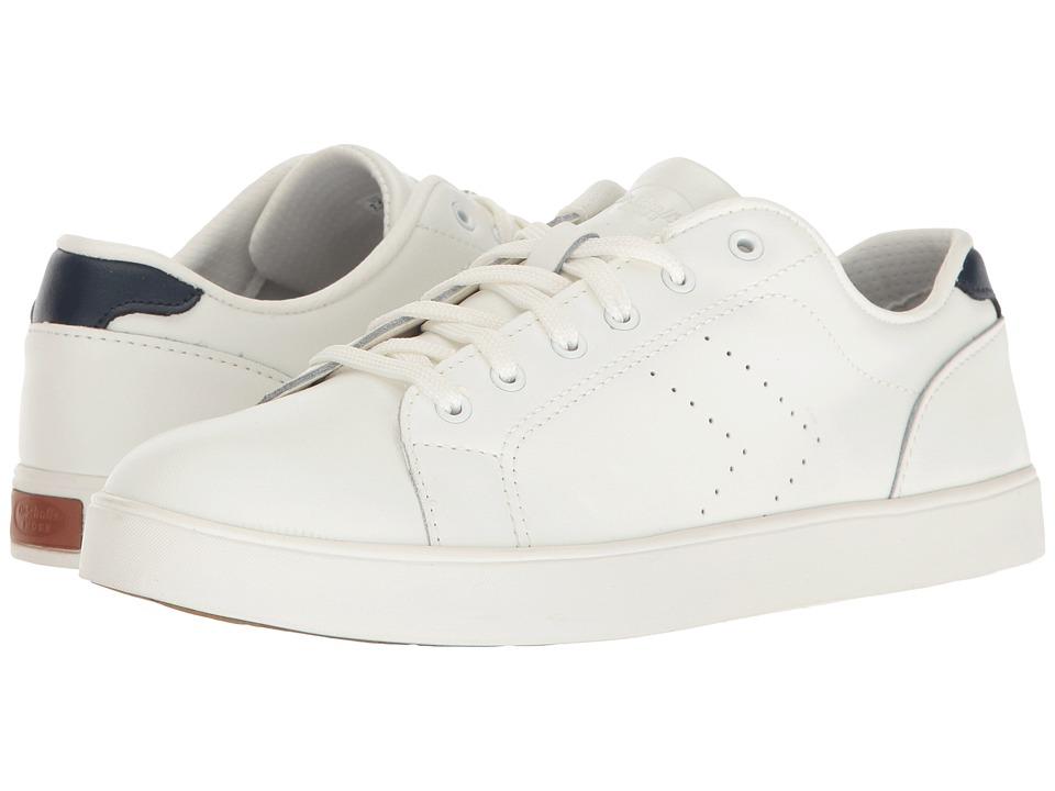 Dr. Scholl's - Madi Chevron (White) Women's Shoes