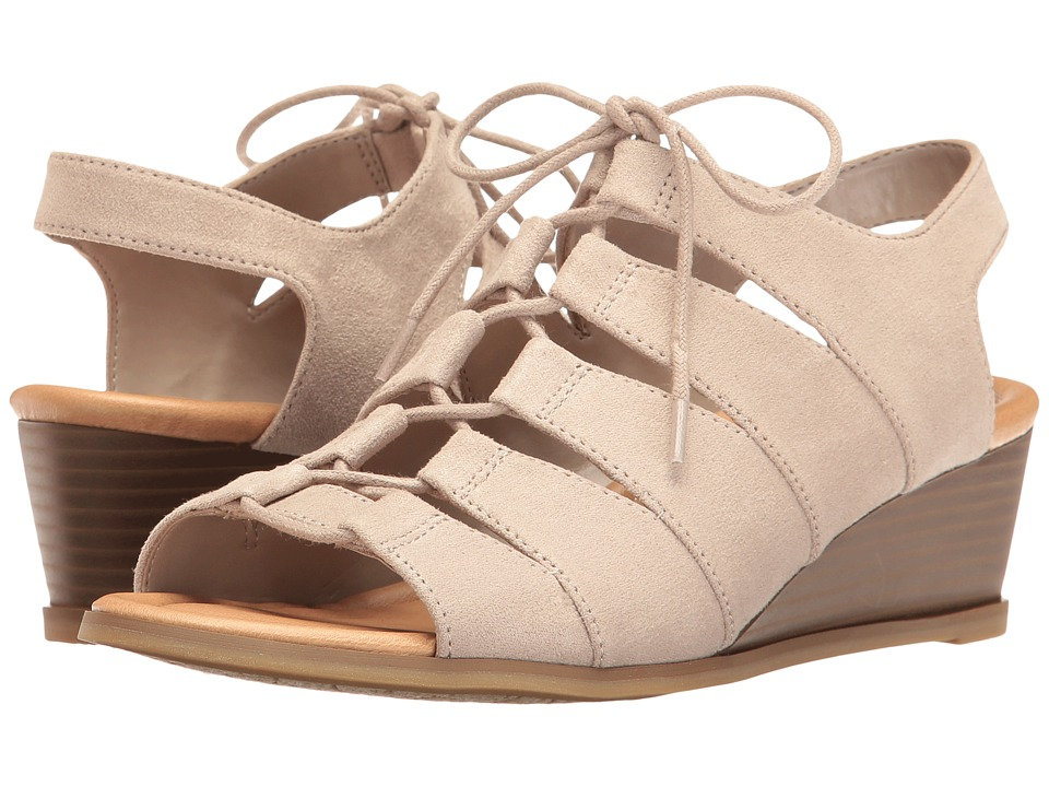Dr. Scholl's - Court (Taupe Microfiber) Women's Shoes