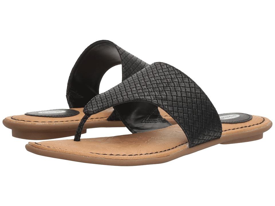 Dr. Scholl's - Resonate (Black Woven) Women's Shoes