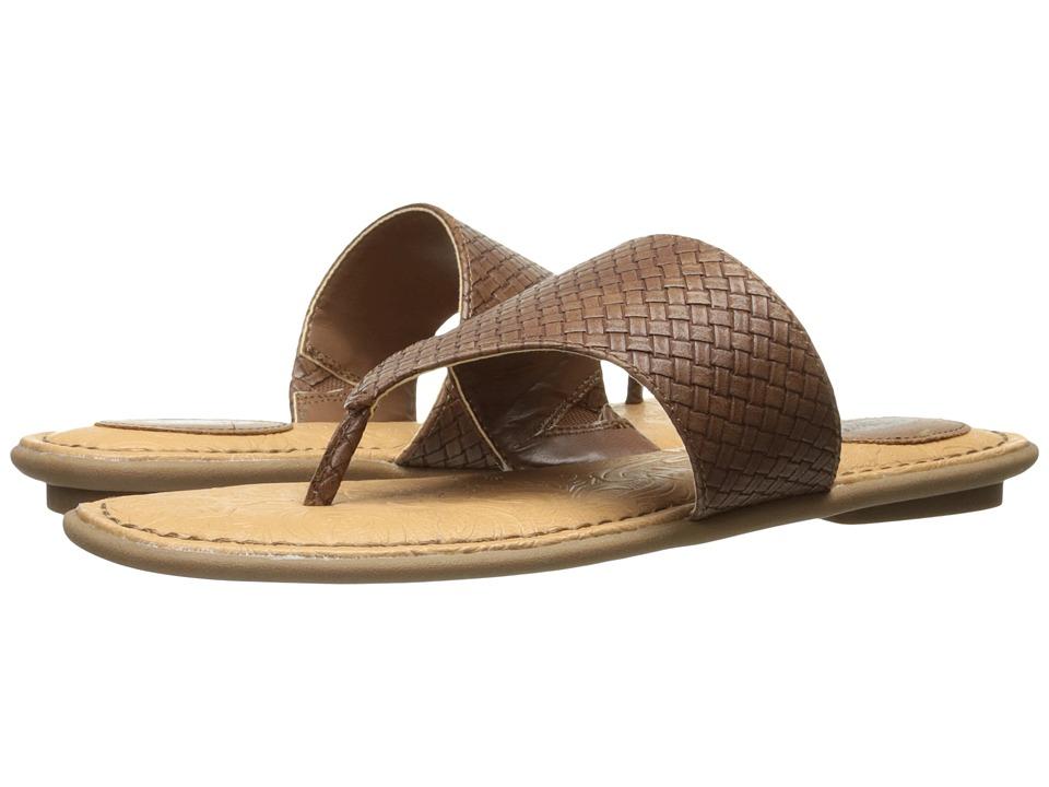 Dr. Scholl's - Resonate (Dark Tan Woven) Women's Shoes