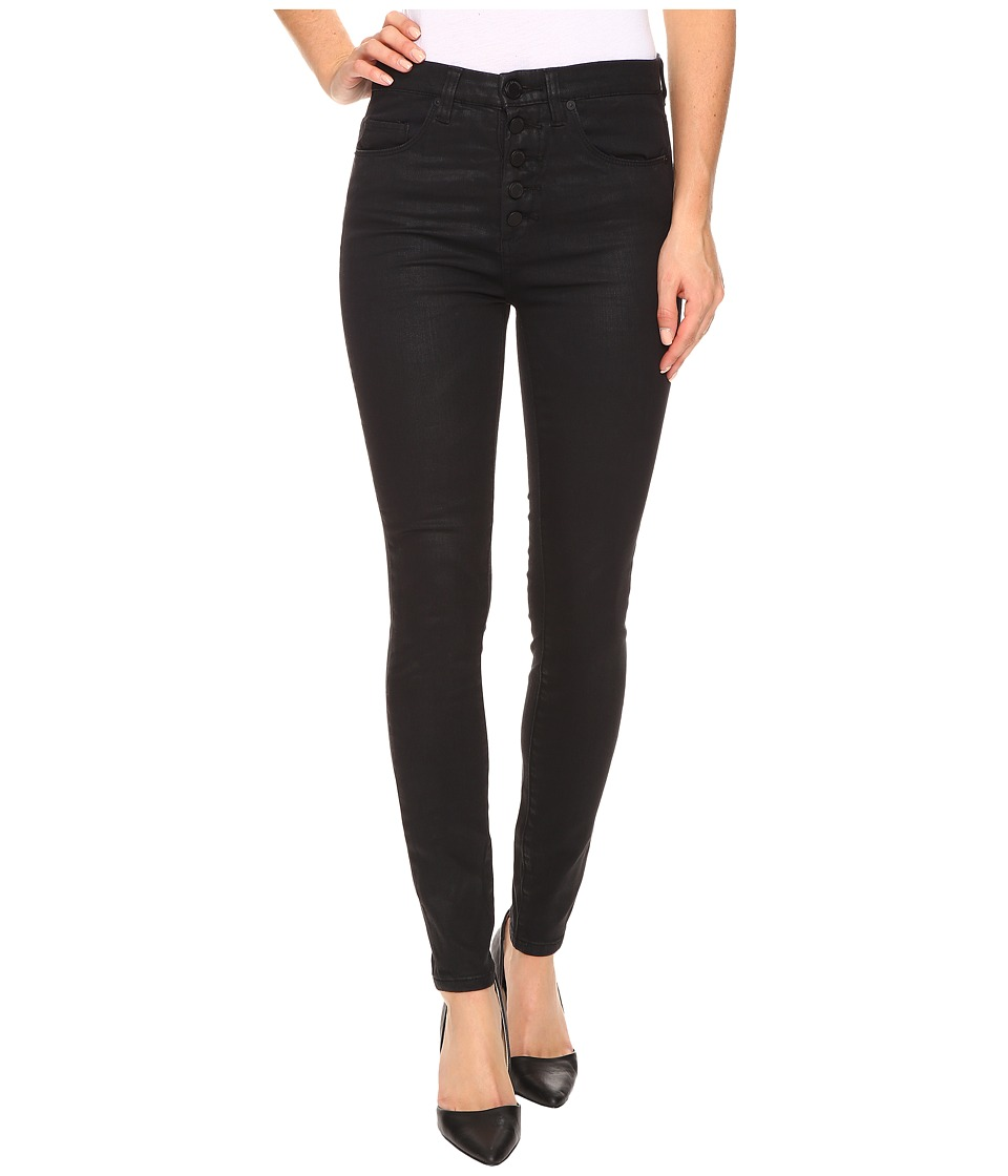 Blank NYC - High-Rise Coated Skinny in All Lacquered Up (All Lacquered Up) Women's Jeans