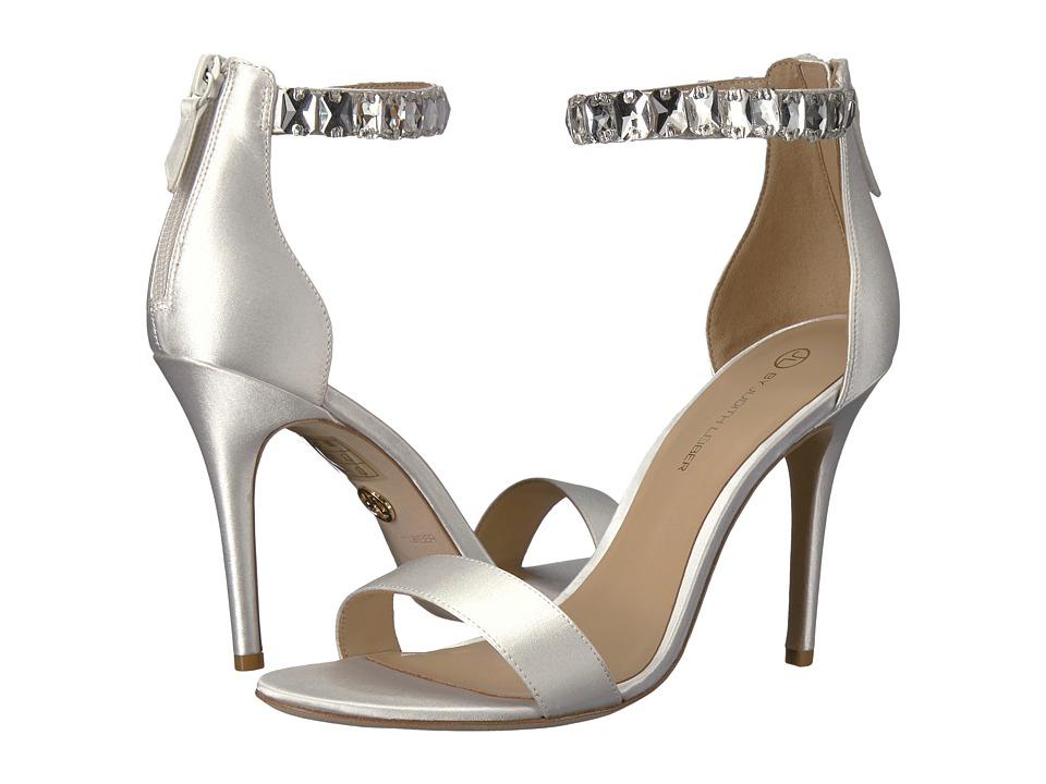JL by Judith Leiber - Mackenzie (Ivory) High Heels