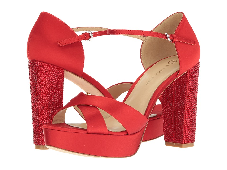 JL by Judith Leiber - Magpie (Red) High Heels
