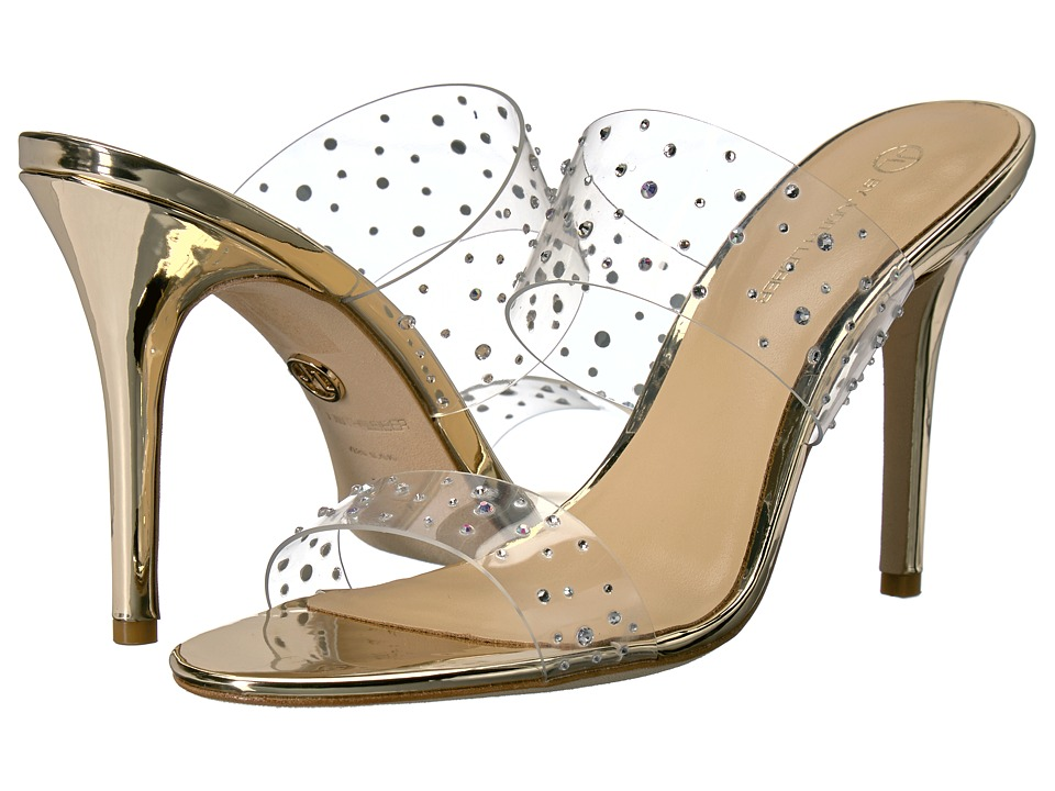 JL by Judith Leiber - Magic (Gold) High Heels