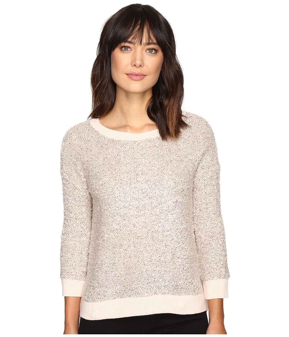Calvin Klein Jeans - Fuzzy Sweater (Morganite) Women's Sweater